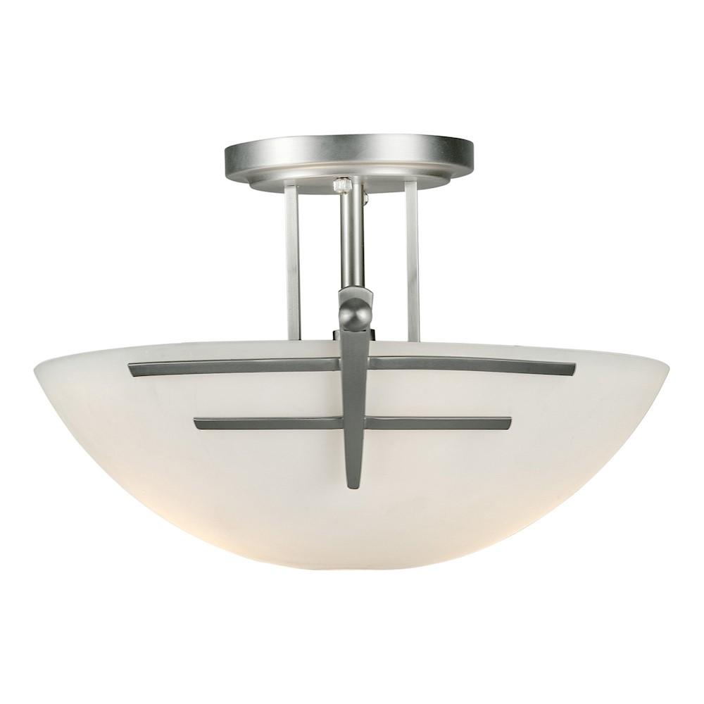 Enlarge Image Item# 2231-02-55 (Brushed Nickel)  sc 1 st  Forte Lighting & Forte Lighting azcodes.com